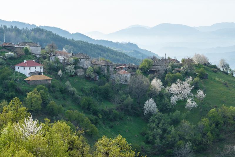 Sinchets village
