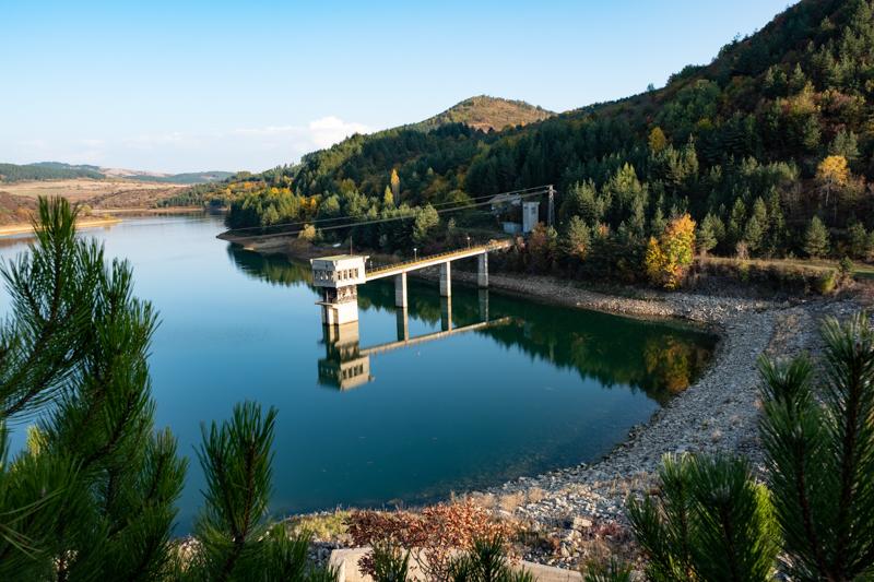 Krasava Dam